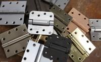 不锈钢工业铰链加强结构设计以及参数化设计