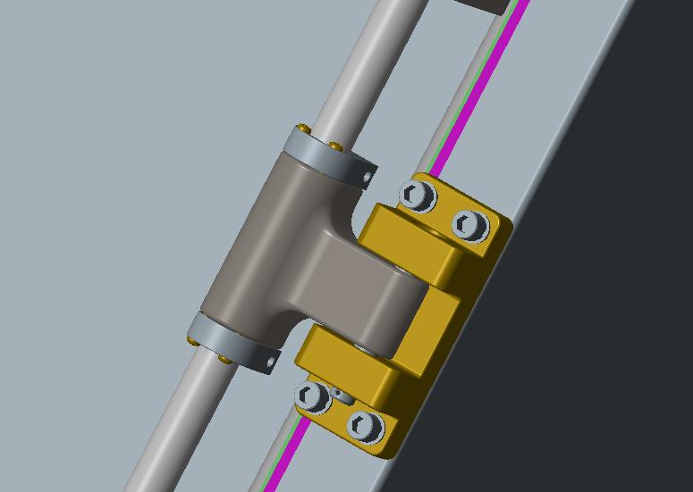 不锈钢重型铰链