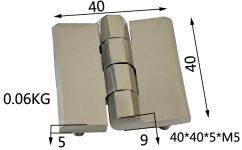 有关不锈钢重型机械合页的图片