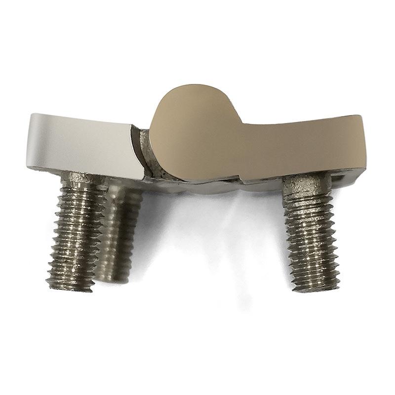 有关带螺丝柱的不锈钢铰链